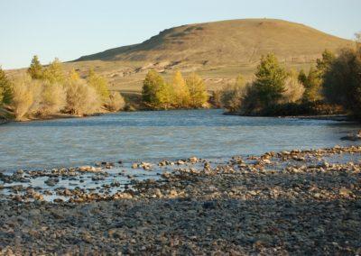 Der Chuiya-Fluss