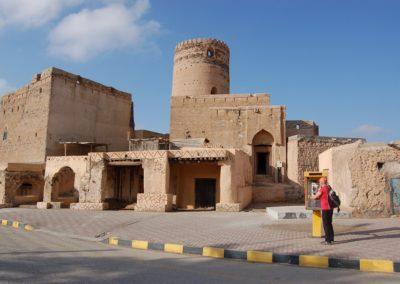 Ein kleines Fort, in keinem Reiseführer beschrieben