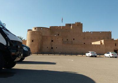 Fort Jabrin
