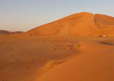 In der Rub al-Khali Wüste (das leere Viertel)