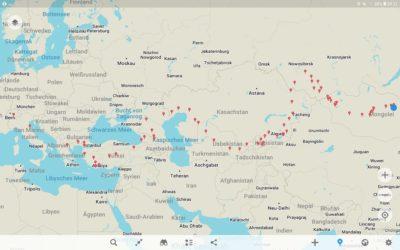 SCHWEIZ – MONGOLEI IN 90 TAGEN