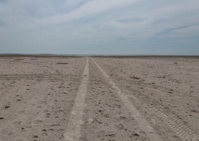 Am Kaspischen Meer