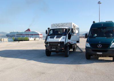 Fähre Ancona - Igoumenitsa