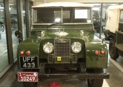 Land Rover für unseren Fan Stephan 3