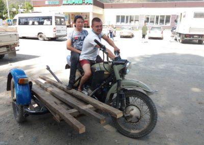 Urtümlichkeit und Moderne sind im Altay sehr ausgeprägt